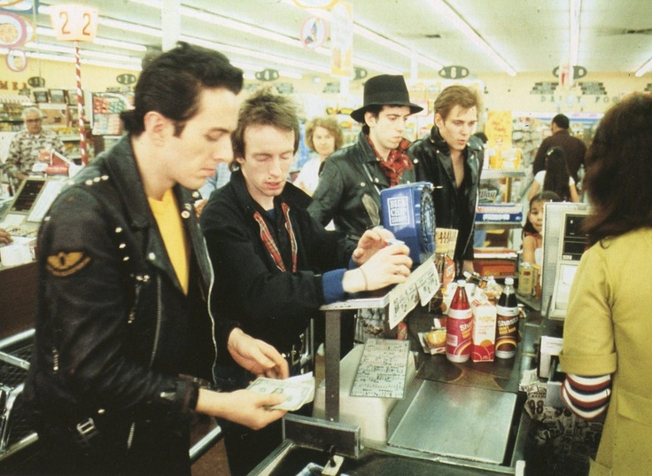 """""""I'm All Lost in the Supermarket"""" – The Clash"""